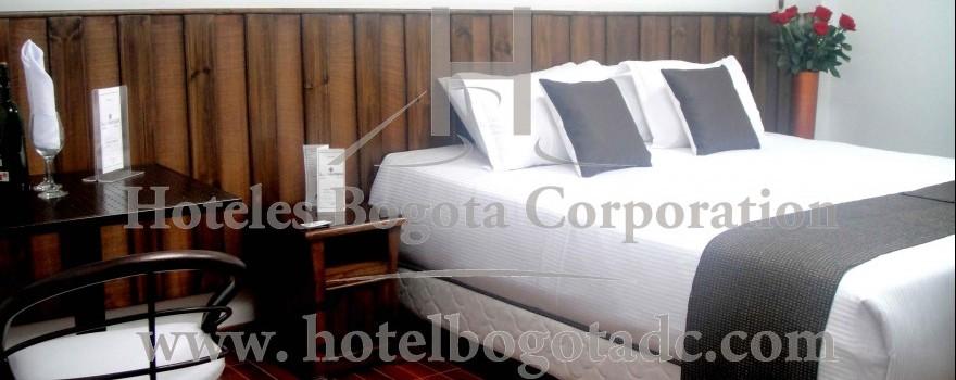 Habitacion hotel boutique de la feria bogota